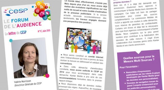 CESP – Newsletter