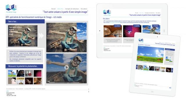UCPL – Site web