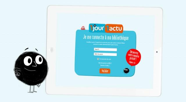 1Jour1Actu – Application