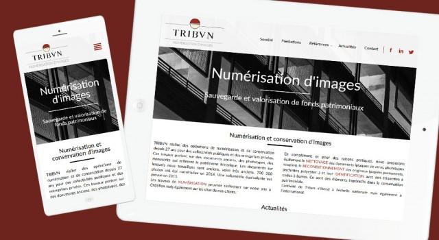 Tribvn (Numérisation patrimoniale)