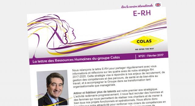 Colas E-RH