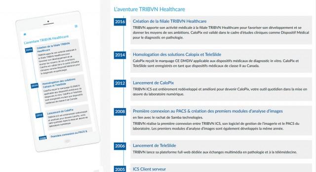 Tribvn Healthcare