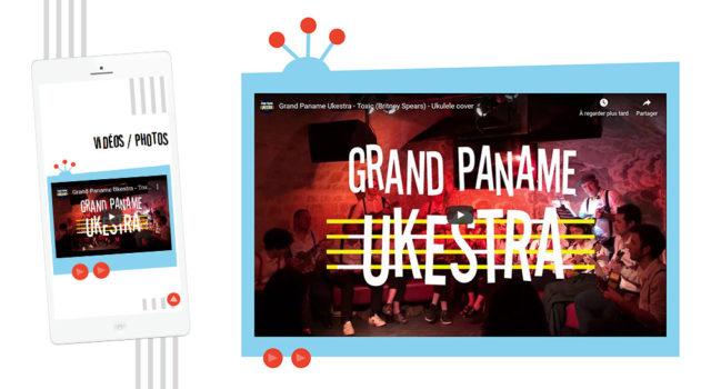 Grand Paname Ukestra