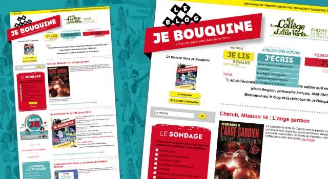 Je Bouquine Bayard Presse – Blog