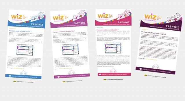 Colas Easy Wiz – Newsletter