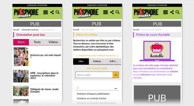 Phosphore Mobile