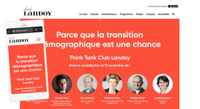 Think tank Club Landoy